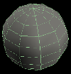 Longitude/Latitude Sphere